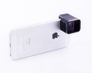 1.33X Anamorphic Adapter Lens - for iPhone 5/5S and iPhone SE
