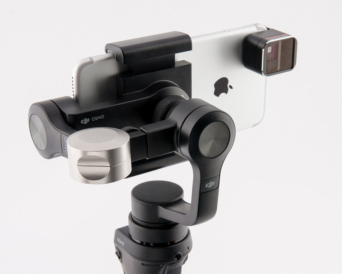 Counterweight (plus) - for DJI OSMO Mobile
