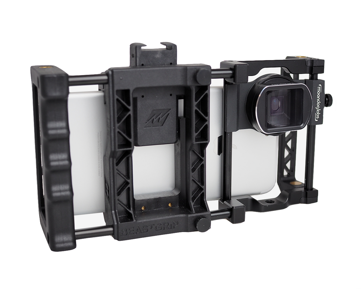 37 mm Lens Mounting Plate - for BeastGrip Pro