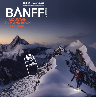 See you at the Banff Centre Mountain Film and Book Festival!