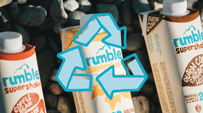 Rumble Cartons are Recyclable! Here's Everything You Need to Know