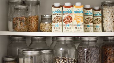 How to Stock your Kitchen Pantry for Healthy Meals