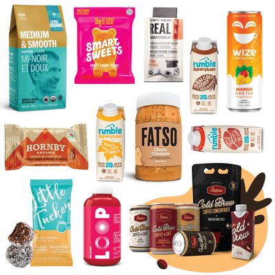 10 Foodie Gift Ideas from Awesome Canadian Brands