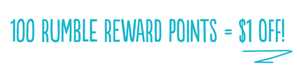 100 Reward points = $1 Off