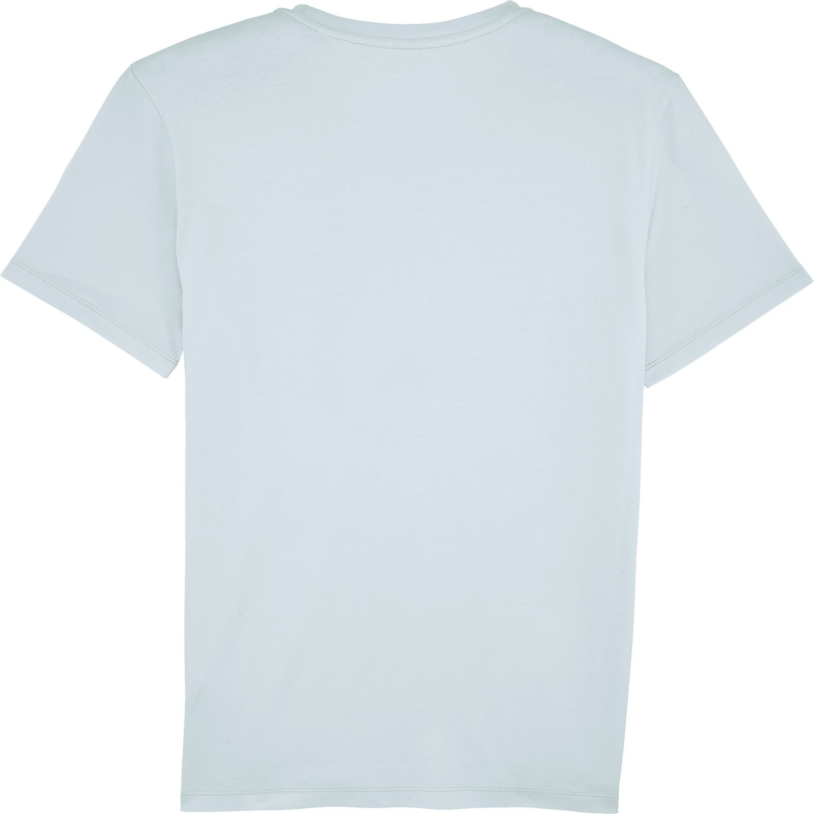 T-SHIRT REGULAR FIT [BABY BLAU] - Hanseat