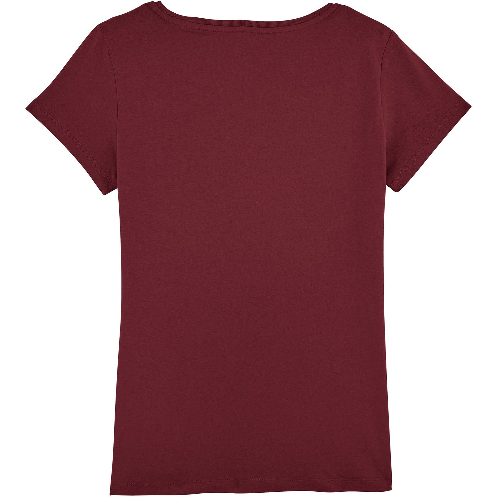 T-Shirt Regular Fit [BURGUND ROT]