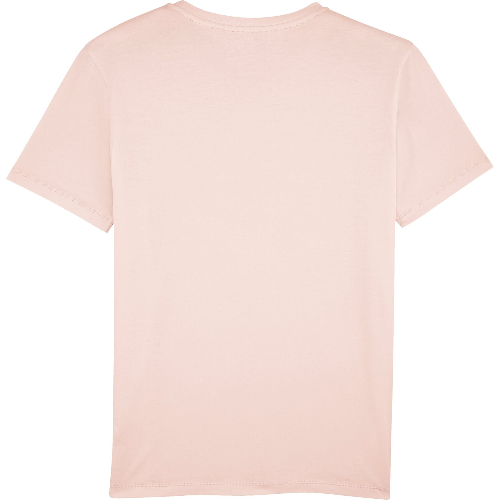 T-SHIRT REGULAR FIT [CREAM PINK] - Hanseat
