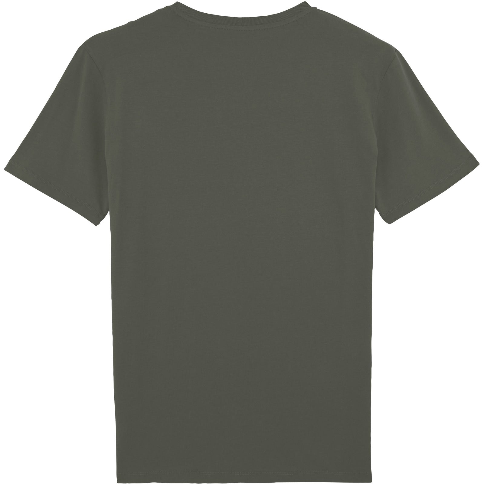 T-SHIRT REGULAR FIT [KHAKI]