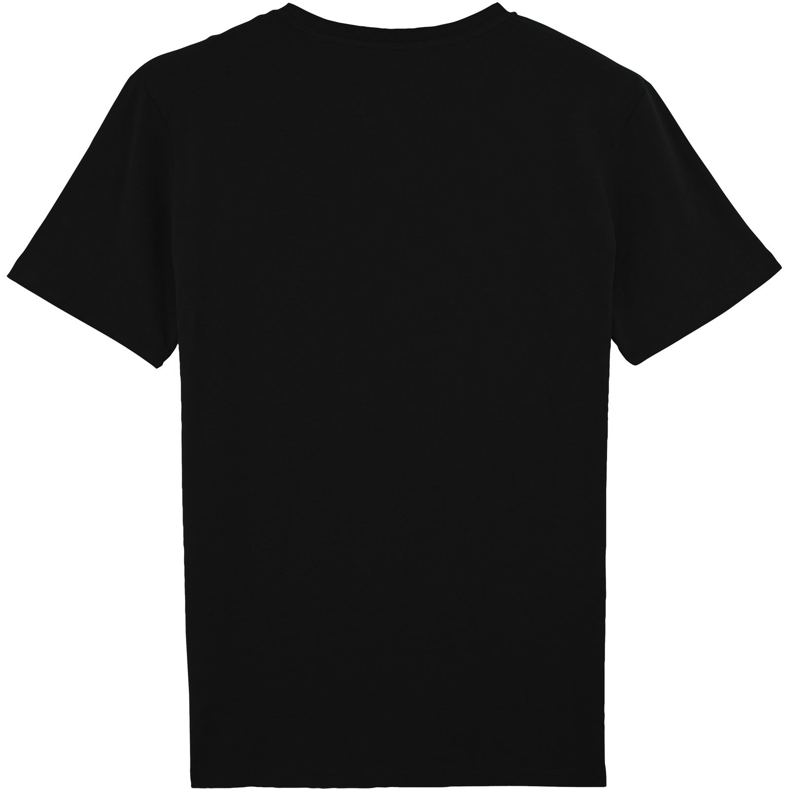 T-SHIRT REGULAR FIT [SCHWARZ]