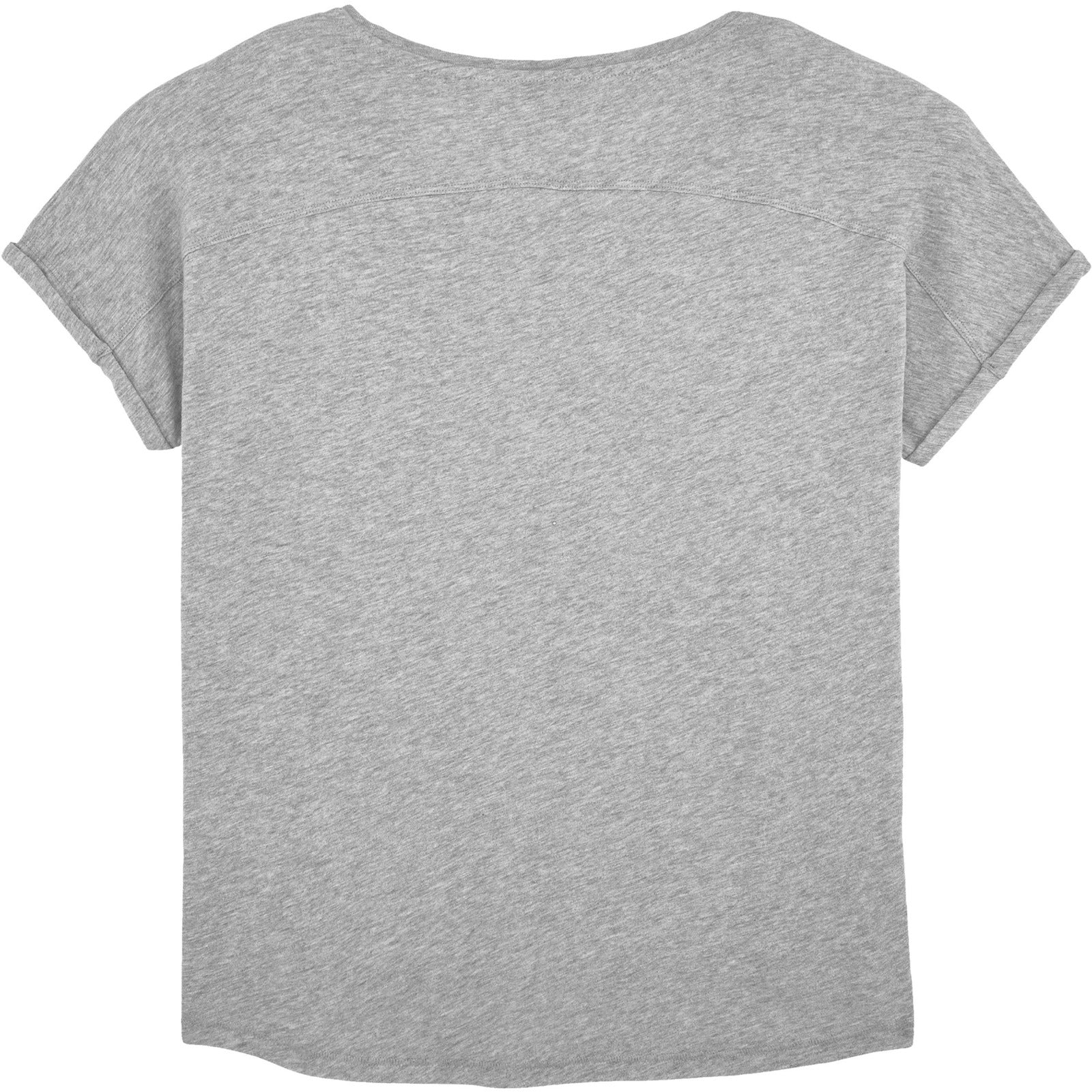 T-Shirt Relaxed Fit [GRAU]