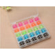 25 Colorful Bobbins Spool