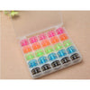 25 Colorful Bobbins Spool - sewing.craft