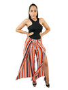 High Waist Wide Leg Dress Pants