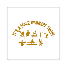 IAMGT All over sticker - It's A Gymnastics Thing