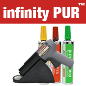 Infinity Bond PUR Hot Melt Adhesives