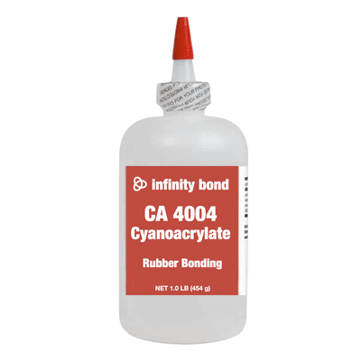 Infinity Bond CA 4004 rubber bonding instant adhesive