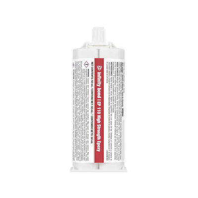 Infinity Bond EP110 Super High Strength Epoxy Adhesive - White