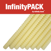 Infinity Bond InfinityPACK Quadrack Hot Melt Glue Stick for Packaging