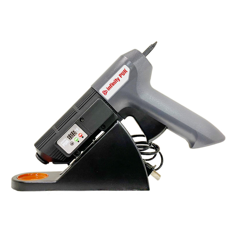 Infinity Bond PUR 3000 Cartridge Glue Gun with Plastic Stand