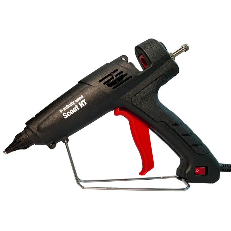 Infinity Bond Scout HT light industrial hot melt glue gun