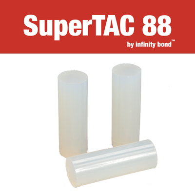 Infinity Bond SuperTAC 88 PG hot melt glue sticks