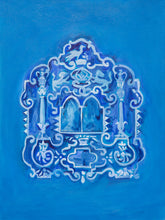 Blue Shield, Germany / Original Painting