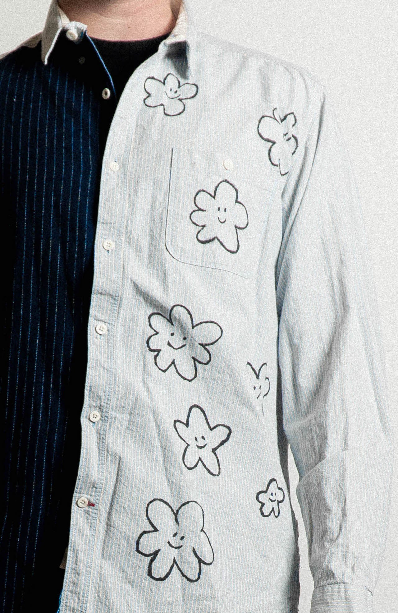 BLOMSTER BARN SHIRT