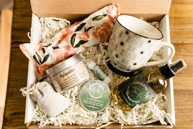 Gift Box - Relaxation Mode