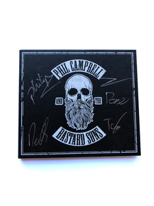 Phil Campbell and The Bastard Sons - EP SIGNED