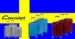 Swedish Luggage Brand Cavalet & 25 Things You Might Not Know Came From Sweden