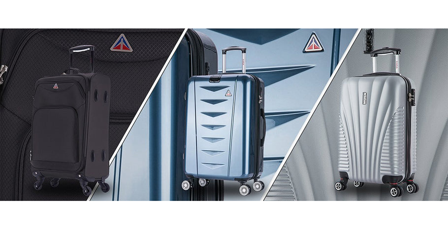 inUSA now available at LexingtonLuggage.com