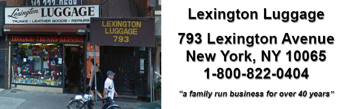 lexington luggage new york city 2017