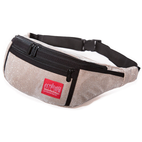 Manhattan Portage Midnight Alleycat Waist Bag - Lexington Luggage