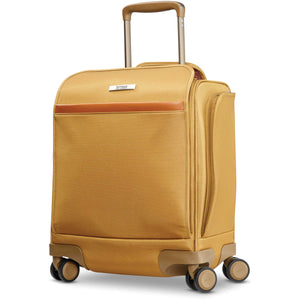 "Hartmann Metropolitan 2 17"" Underseat Carry On Spinner - Lexington Luggage"