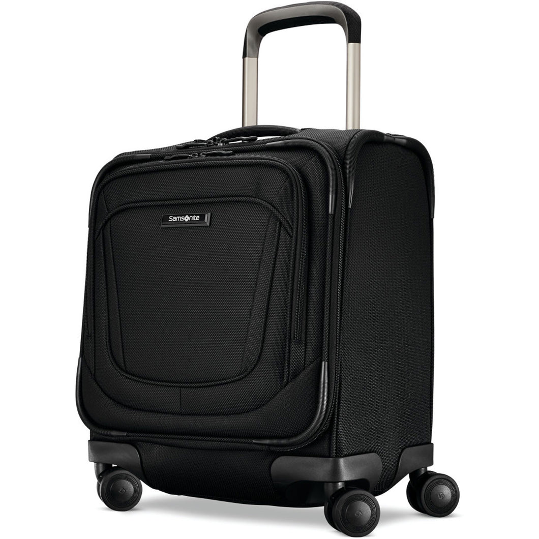 Samsonite Silhouette 16 Underseat Carry On Spinner - Lexington Luggage