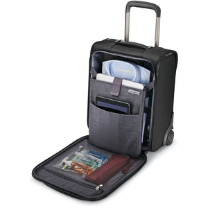 Samsonite Silhouette 16 Underseat Carry On - Lexington Luggage