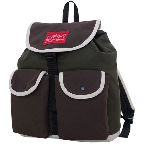 Manhattan Portage Army Duck Beekman Backpack (SM) - Lexington Luggage