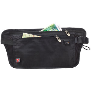Lewis N Clark RFID-Blocking Waist Stash - Lexington Luggage