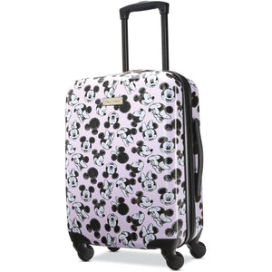 "American Tourister Disney Mickey & Minnie 20"" Spinner - Lexington Luggage"
