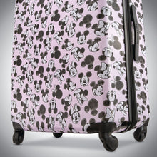 "American Tourister Disney Mickey & Minnie 28"" Spinner - Lexington Luggage"