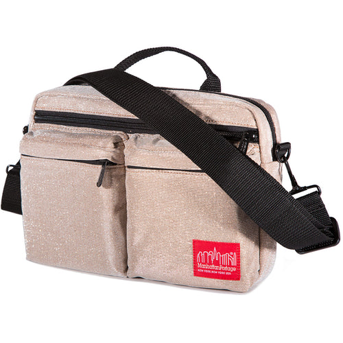 Manhattan Portage Midnight Albany Shoulder Bag - Lexington Luggage