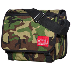 Manhattan Portage Europa (Sm) with Back Zipper and Compartments - Lexington Luggage