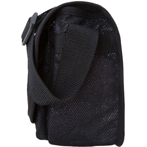 Manhattan Portage Midnight Sohobo Bag Black - Lexington Luggage
