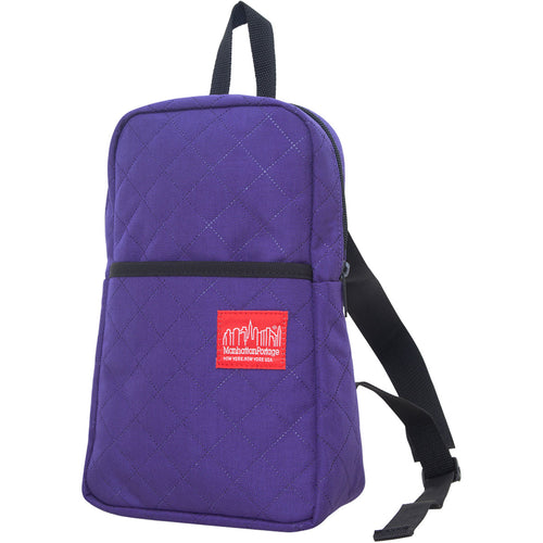 Manhattan Portage Quilted Ellis Backpack - Lexington Luggage