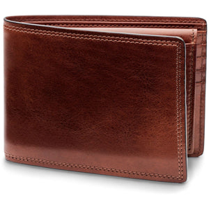 Bosca Dolce Credit Wallet w/ID Passcase - Lexington Luggage