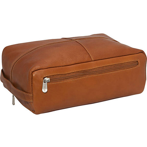Piel Leather Travel Deluxe Shoe Bag - Lexington Luggage