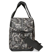 Manhattan Portage Camo Twill Duffel Bag - Lexington Luggage