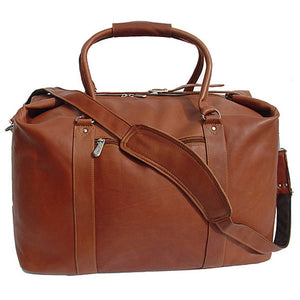 Piel Leather Travel European Carry On - Lexington Luggage