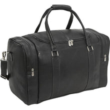 Piel Leather Travel Classic Weekend Carry On - Lexington Luggage