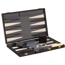 "CHH Games 18"" Modern Backgammon Set - Lexington Luggage"